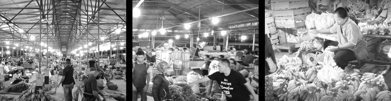 Paskomnas Jaringan Pasar Induk Palembang