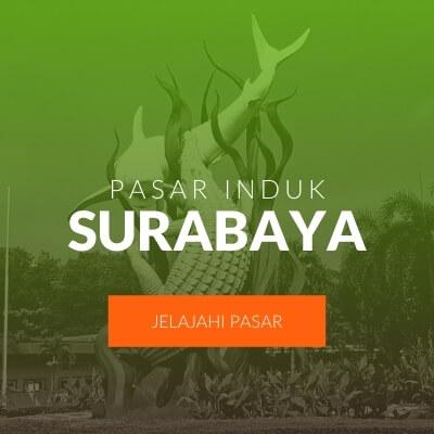 Paskomnas Pasar Induk Surabaya